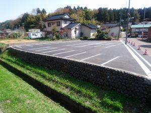 新駐車場(2)