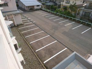 駐車場ライン (4)